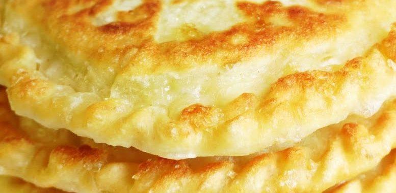 Лепешка с яйцом рецепт приготовления