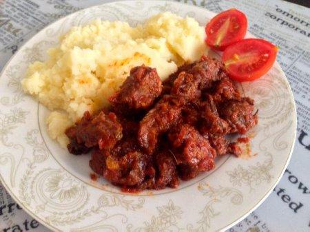 Мясо по-итальянски в томатном соусе рецепт приготовления