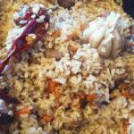 Плов с бараниной пошаговый рецепт приготовления с фото