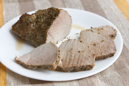 Мясо запеченное в фольге рецепт приготовления