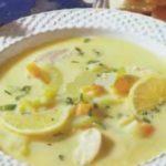 Суп с куриными фрикадельками рецепт приготовления