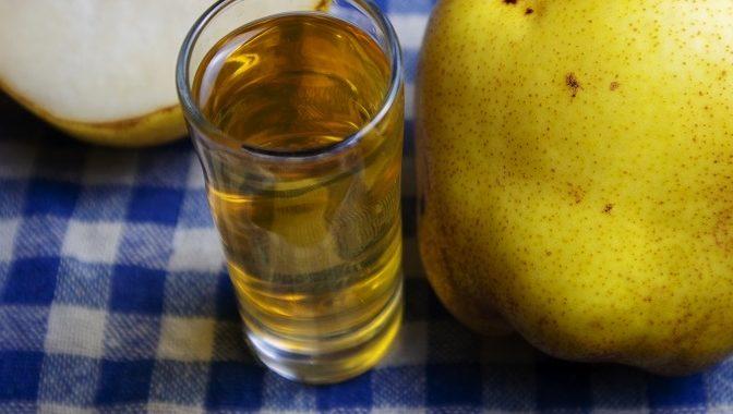 Простой рецепт грушевого ликера