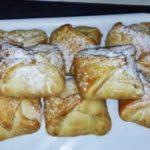 Слойки «Венгерки» с творогом рецепт с фото
