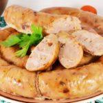 Быстрый рецепт домашней колбасы в мультиварке