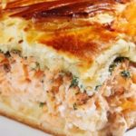 Рыбный Пирог с кефиром рецепт приготовления