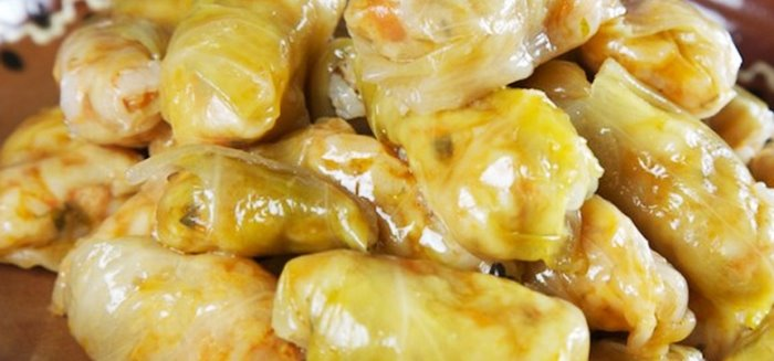 Голубцы из квашеной капусты рецепт приготовления