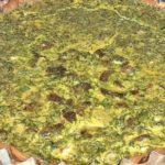 Киш с грибами рецепт приготовления