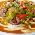 Лагман по-узбекски рецепт приготовления