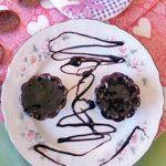 Шоколадные маффины(кексы) с какао рецепт приготовления