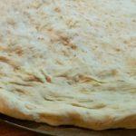 Рецепт теста для пиццы в хлебопечке