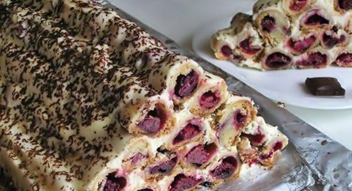 Торт «Монастырская изба» рецепт приготовления