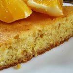 Французский пирог с цедрой апельсина рецепт