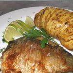 Рыба запеченная в духовке рецепт приготовления