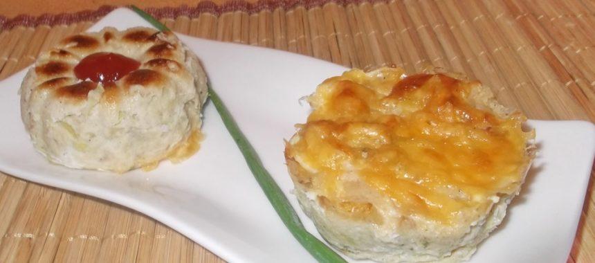 Творожное суфле с мясом курицы рецепт приготовления