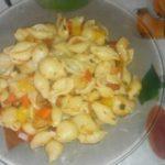 Паста с запеченными овощами рецепт приготовления
