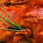 Как приготовить сочного гуся в духовке