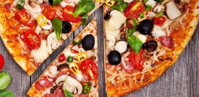 Вегетарианская пицца с грибами рецепт приготовления