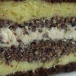 Торт «Три желания» рецепт приготовления