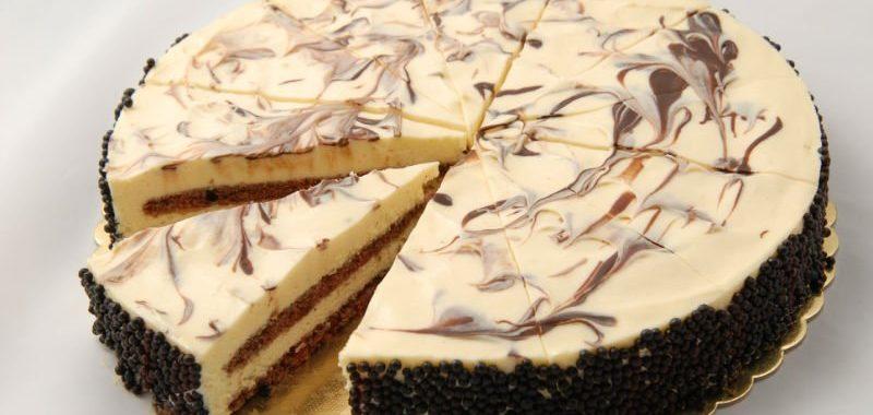 Замороженный торт рецепт приготовления