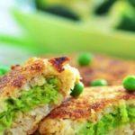 Зразы рыбные с зеленым горошком рецепт приготовления