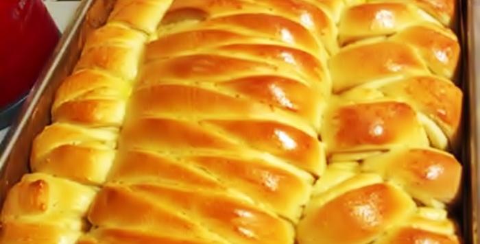 Сдобный домашний хлеб в духовке рецепт приготовления