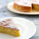 Торт лимонно-миндалевый рецепт приготовления