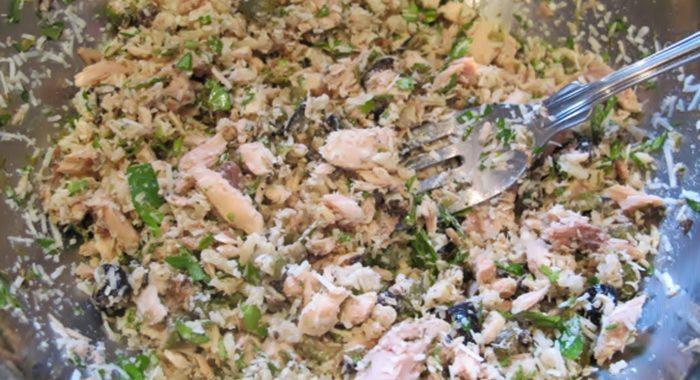 Салат из картофеля и рукколы рецепт приготовления