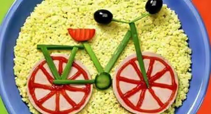 """Пшенная каша """"Велосипед"""" рецепт приготовления"""