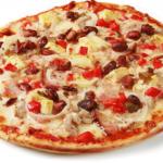 Мексиканская пицца рецепт приготовления