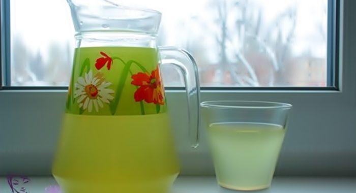 Освежающий напиток из апельсиновых корок рецепт