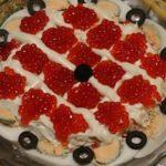 Салат «Морской бриз» рецепт приготовления