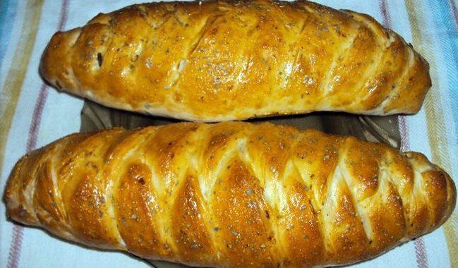 Хлеб Чиабатта рецепт приготовления