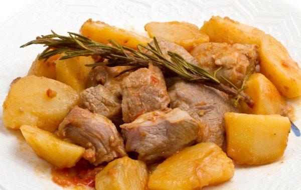 Мясо с картофелем рецепт приготовления