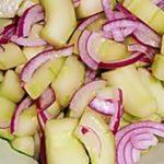 Азиатский огуречный салат рецепт
