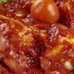 Курица по Эритрейский рецепт приготовления
