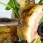 Судак, фаршированный лососем рецепт приготовления