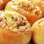 Булочки с сыром рецепт приготовления