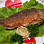 Как правильно жарить рыбу - Жаренный карась