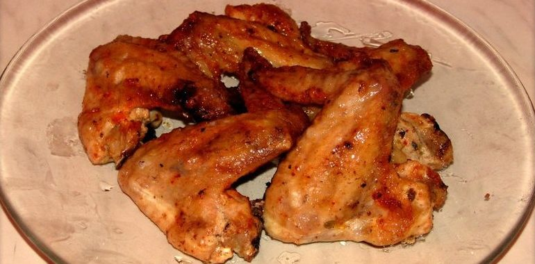 Куриные крылышки-барбекю рецепт приготовления