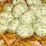 Салат «гнездышко» рецепт приготовления