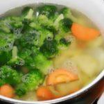 Диетический овощной суп рецепт приготовления