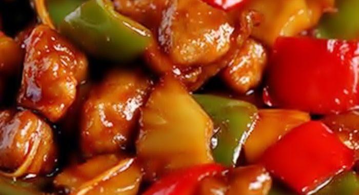 Мясо по-китайски рецепт приготовления