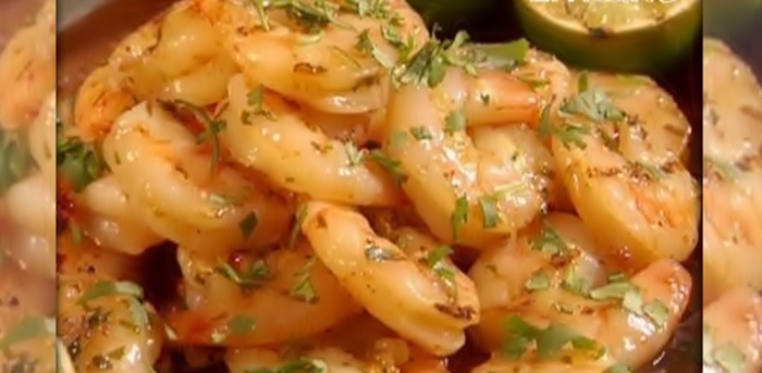 Креветки в чесночном соусе рецепт приготовления