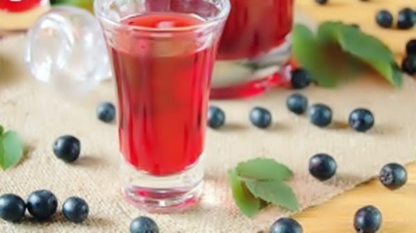 Наливка из черноплодной рябины на водке рецепт