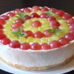 Торт «Виноградинка» рецепт приготовления
