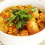 Мясное рагу с овощами рецепт приготовления