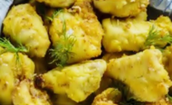 Домашние куриные наггетсы в кукурузной панировке рецепт
