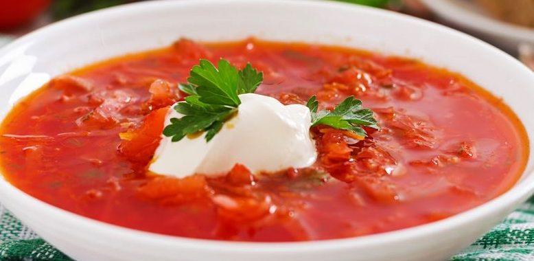 Борщ «Смоленский» рецепт приготовления