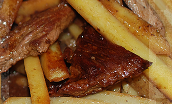 Картофель с говядиной по-старинке рецепт приготовления