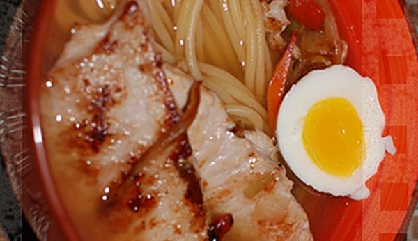 Мисо-рамен со свининой рецепт приготовления